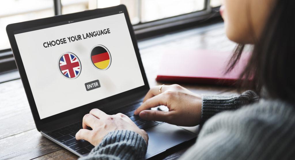 Traduzione testi e siti web